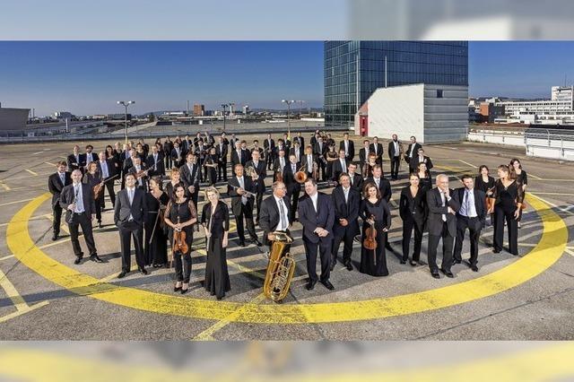 Zwei Abende mit dem Sinfonieorchester Basel und Solisten im Schweizer Binningen