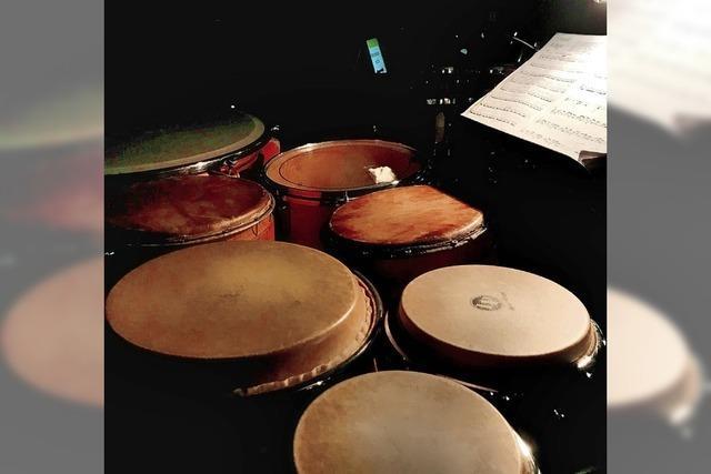 Freiburger Schlagzeugensemble in Endingen