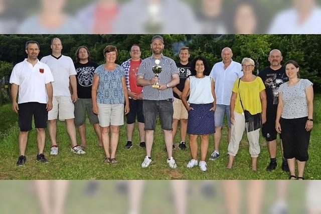 Musikverein behält Pokal