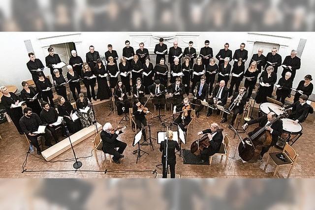 Chor Netto: Petite Messe solennelle und Erstaufführung Agnus Dei von Johann Friedrich de La Trobe in Titisee-Neustadt