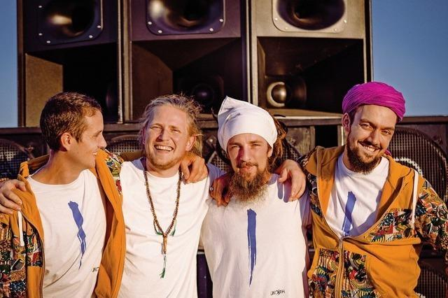 Der Verein Südwind organisiert Bands, Tänzer und mehr