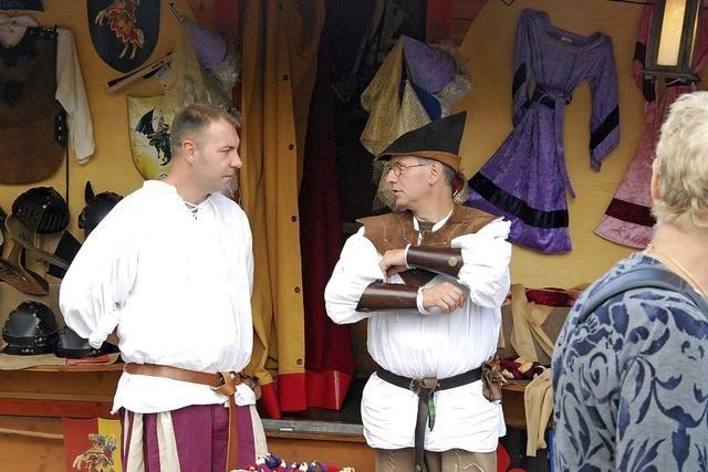 Am Freitag öffnet das Historische Altstadtfest Kenzingen seine Tore