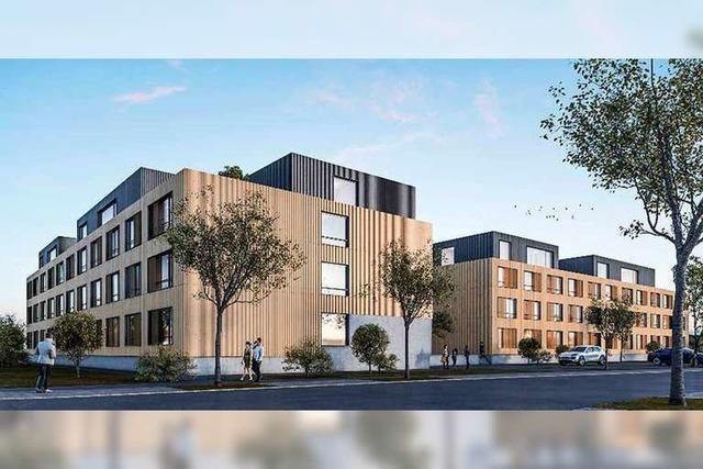 In Rust entsteht ein Wohnkomplex für die Mitarbeiter des Europa-Parks