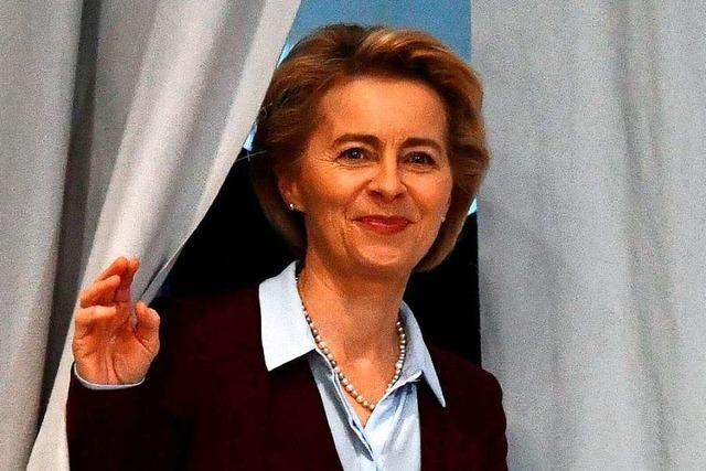 Ursula von der Leyen soll EU-Kommissionschefin werden