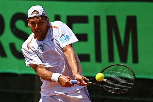 Bundesliga statt Wimbledon – die Karriere des Frank Wintermantel