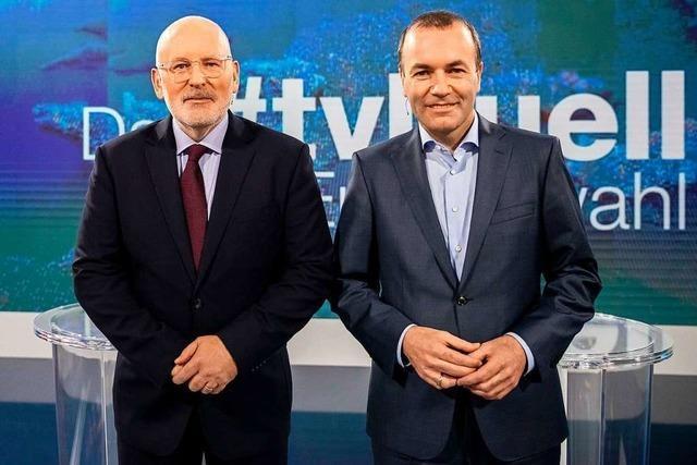 Versprechen gebrochen: Der Europawahlkampf war eine einzige große Farce
