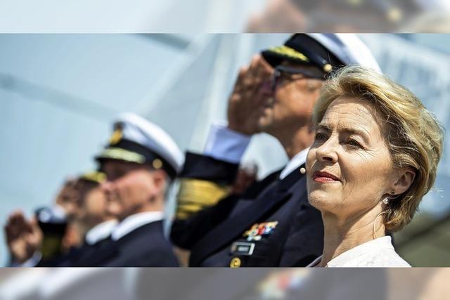 Ursula von der Leyen als EU-Chefin nominiert