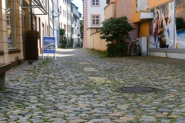 Die Bad Säckinger Altstadt soll barrierefrei werden
