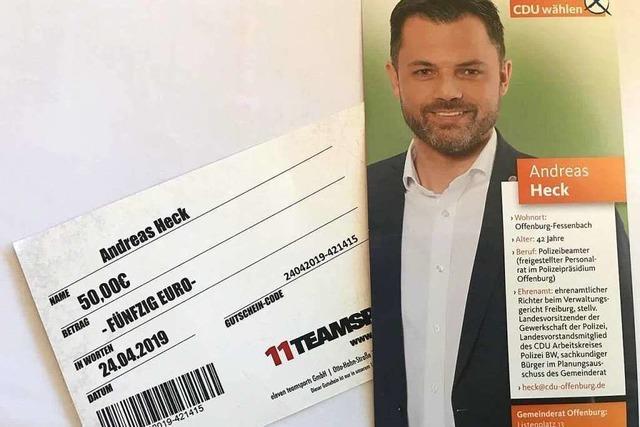 Gemeinderatswahl in Offenburg ist gültig