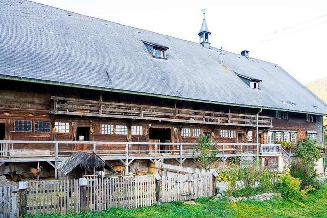 Wie man einen alten Schwarzwaldhof wieder zum Leben erweckt