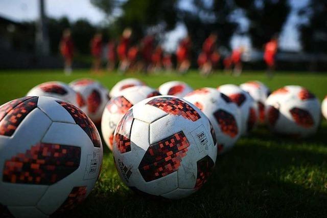 Zwei Lörracher Fußballvereine treten in der Qualifikation an