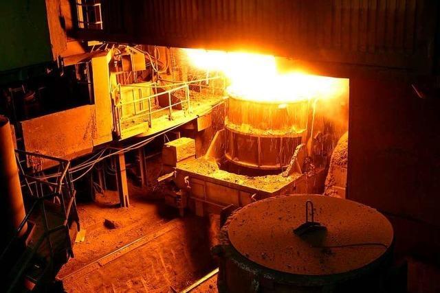 Abwärme Badischer Stahlwerke soll Haushalte in Straßburg versorgen