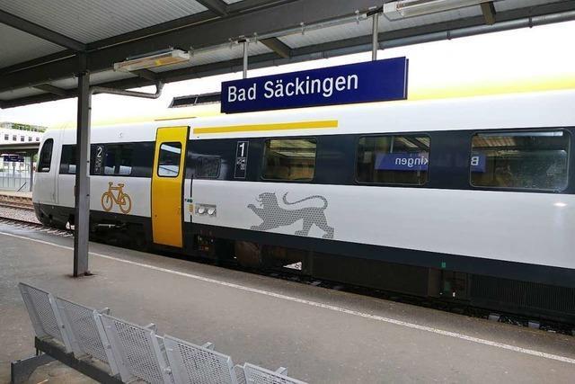 Bahnsteig muss umgebaut werden