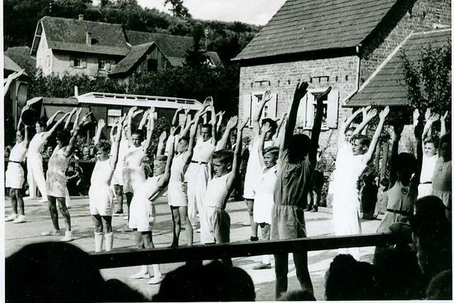 100 Jahre TV Oberschopfheim: Von Turnvater Jahn zu Rope-Skipping