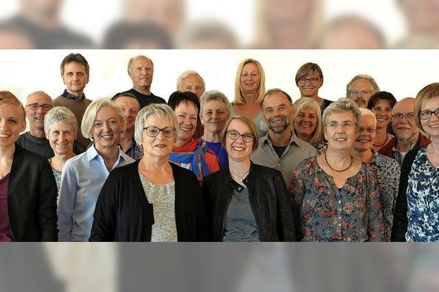 Neustädter Kammerchor ChorNetto singt in Kirchzarten