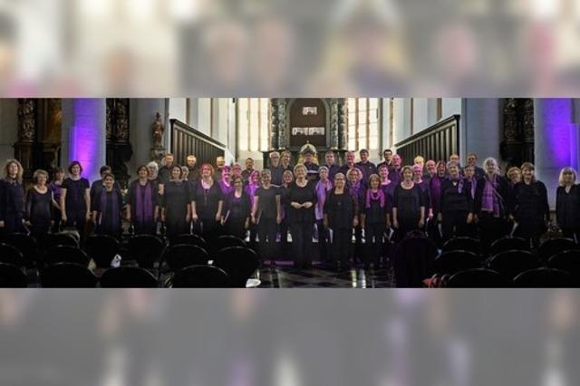 Jahreskonzert der Purple Chariots
