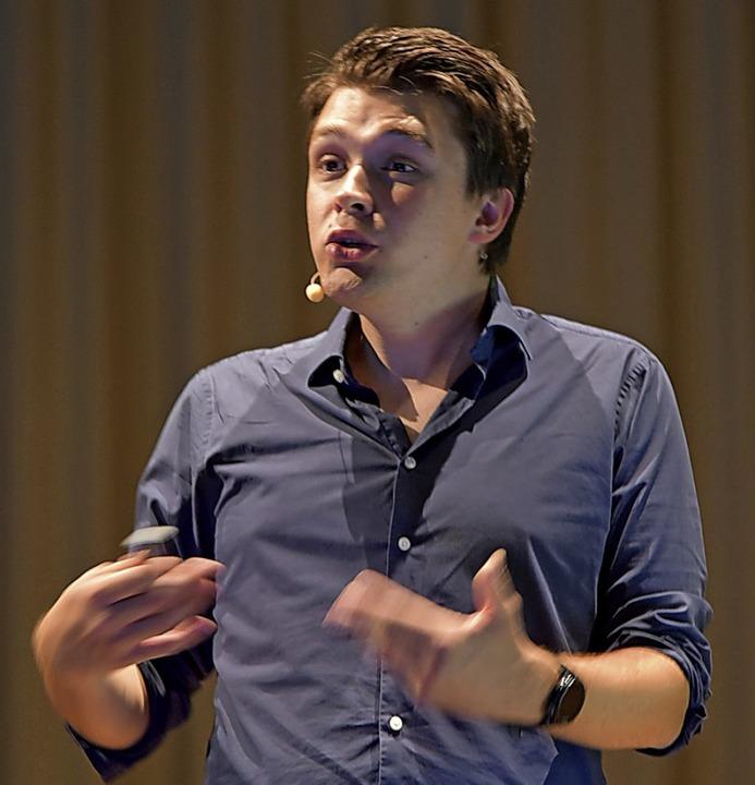 Philipp Riederle  | Foto: Benedikt Sommer