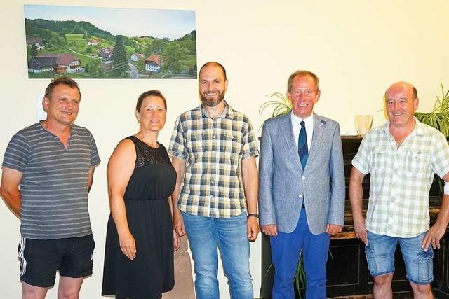 Ortschaftsrat Katzenmoos schlägt erneut Franz Lupfer als Ortsvorsteher vor