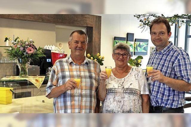 Georgs Café in neuen Händen