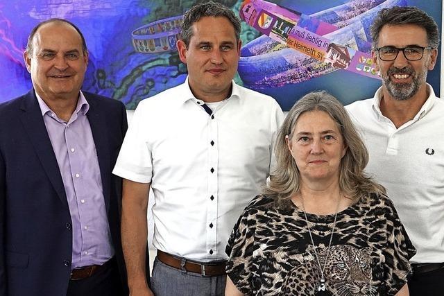 40 Jahre den Bürgern in Schopfheim gedient