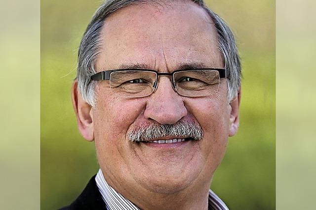 Ulrich May führt Freie Wähler im Kreistag weiter
