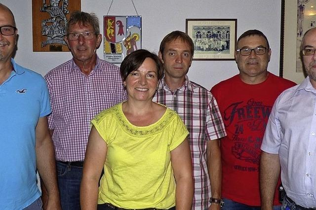 Claudia Scheurer ist neu im Ortschaftsrat Mappach