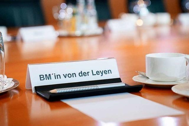 Streit um Nominierung von der Leyens treibt Keil in die Koalition