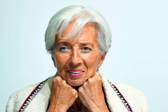 Souveräne Finanzexpertin – Lagarde wird Chefin der Europäischen Zentralbank