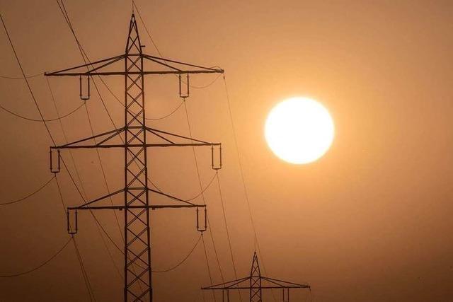 Kandern war am Dienstag drei Stunden lang ohne Strom