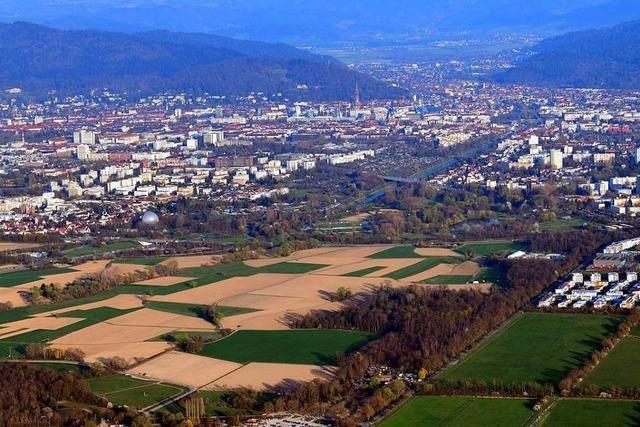 Wie sich Freiburg Grundstücke für den neuen Stadtteil sichert, ist ein kluger Schachzug