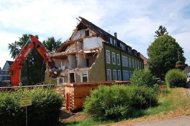 Pflegeheimerweiterung in Schwanau beginnt mit Verzögerung