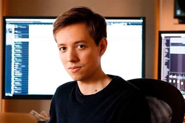 Offenburger Filmkomponist erneut mit Preis gekrönt