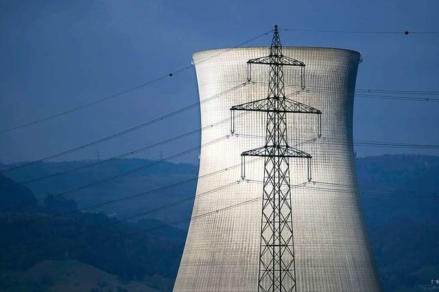 Leck an Hydrauliksystem: Kernkraftwerk Leibstadt abgeschaltet