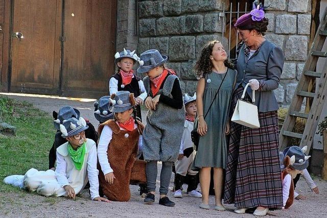 Freilichtbühne Hornberg zeigt das Familienstück