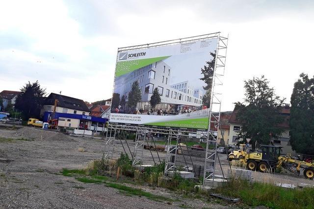 Klettgau-Carree in Verzug