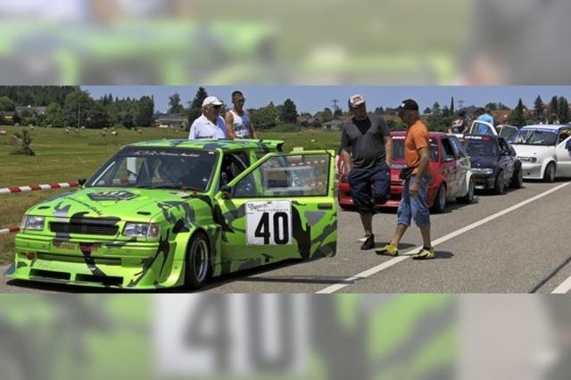 Tolles Rennen ohne Zwischenfälle