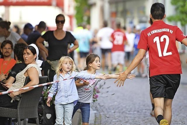 Stadtlauf in Emmendingen