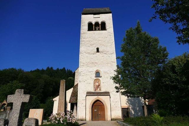 St. Cyriak in Sulzburg ist jetzt eine Pilgerkirche