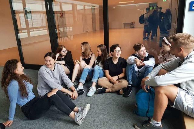 Was haben die Abiturienten aus Grenzach-Wyhlen nun vor?