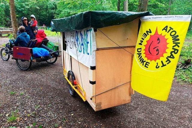 Gruppe will von Freiburg nach Barcelona wandern, um Klima zu schützen
