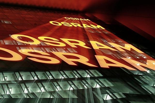 Finanzinvestoren wollen Osram kaufen