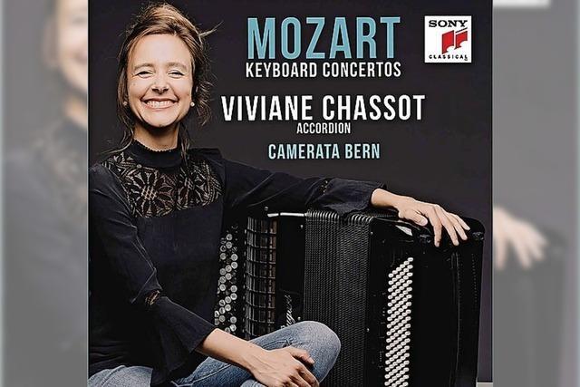 REGIO-CD: Schweizer Mozart