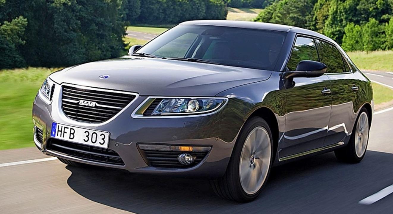 Es war einmal (von oben): Der VW Sciro...Saab ist ganz vom Markt verschwunden.   | Foto: Werk
