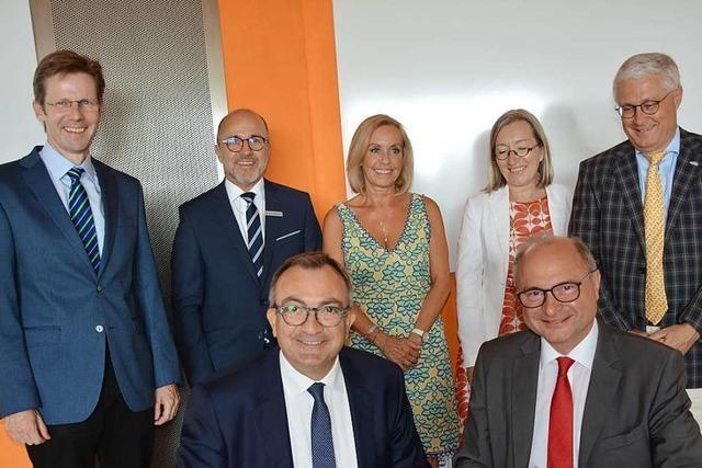 Die Sparkasse Markgräflerland kooperiert mit der Caisse d'Epargne Grand Est Europe