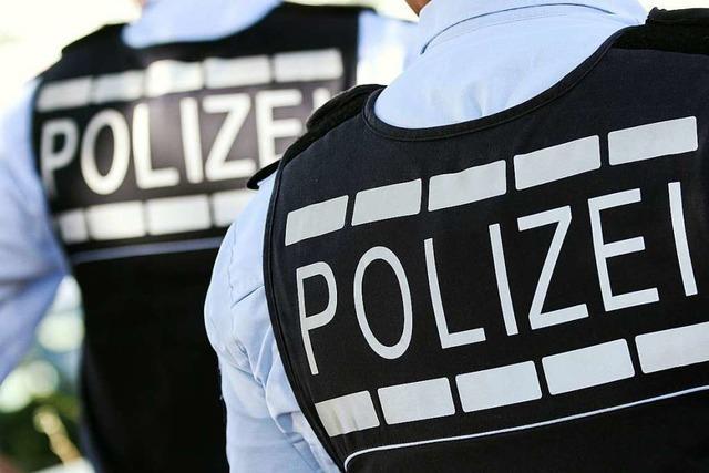 Mann bedroht Passanten in der Lahrer Innenstadt mit Klappmesser