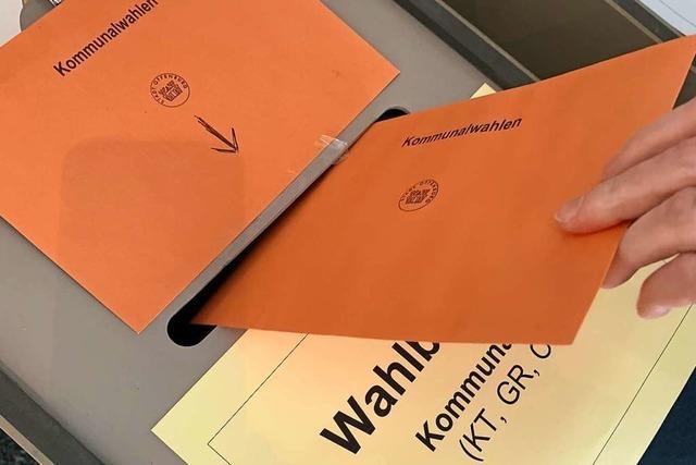 Alle Wahlen in der Ortenau sind für gültig erklärt