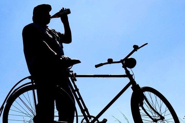 Rheinfelden: Drei betrunkene Radfahrer erwischt