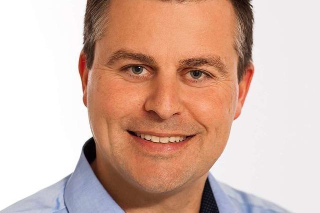 Michael Krenkel soll Ortsvorsteher von Allmannsweier werden