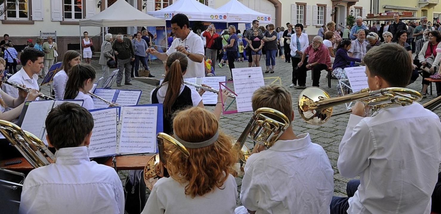 Die Müllheimer Donnerstage gehören zu ...schen Kulturmanagement betreut werden.  | Foto: Volker Münch