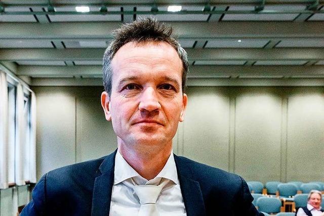 Remo Klinger, Anwalt der Deutschen Umwelthilfe, ist auf der Erfolgsspur